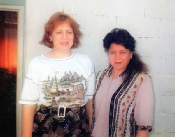Мои помощницы Нина Васильевна и Светлана Георгиевна