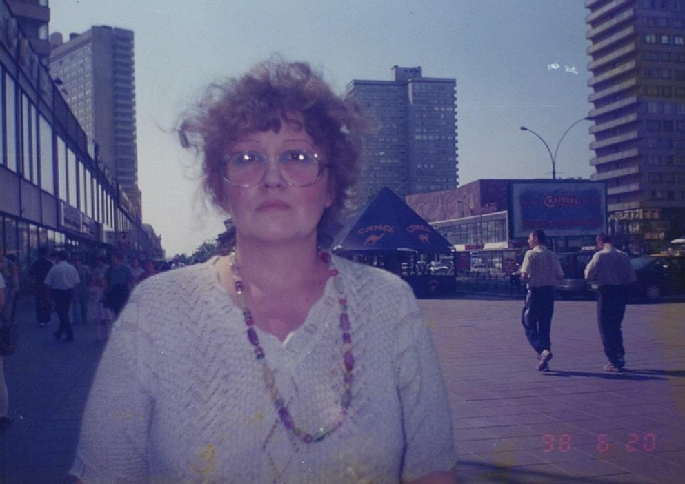 Лидия Ивановна. Мать моих сыновей. К сожалению, ушла из жизни в 2002 году